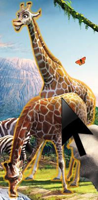 Звук жирафа онлайн